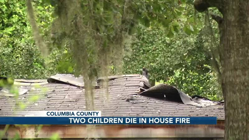 Community raising funds for two children killed in Columbia County house fire