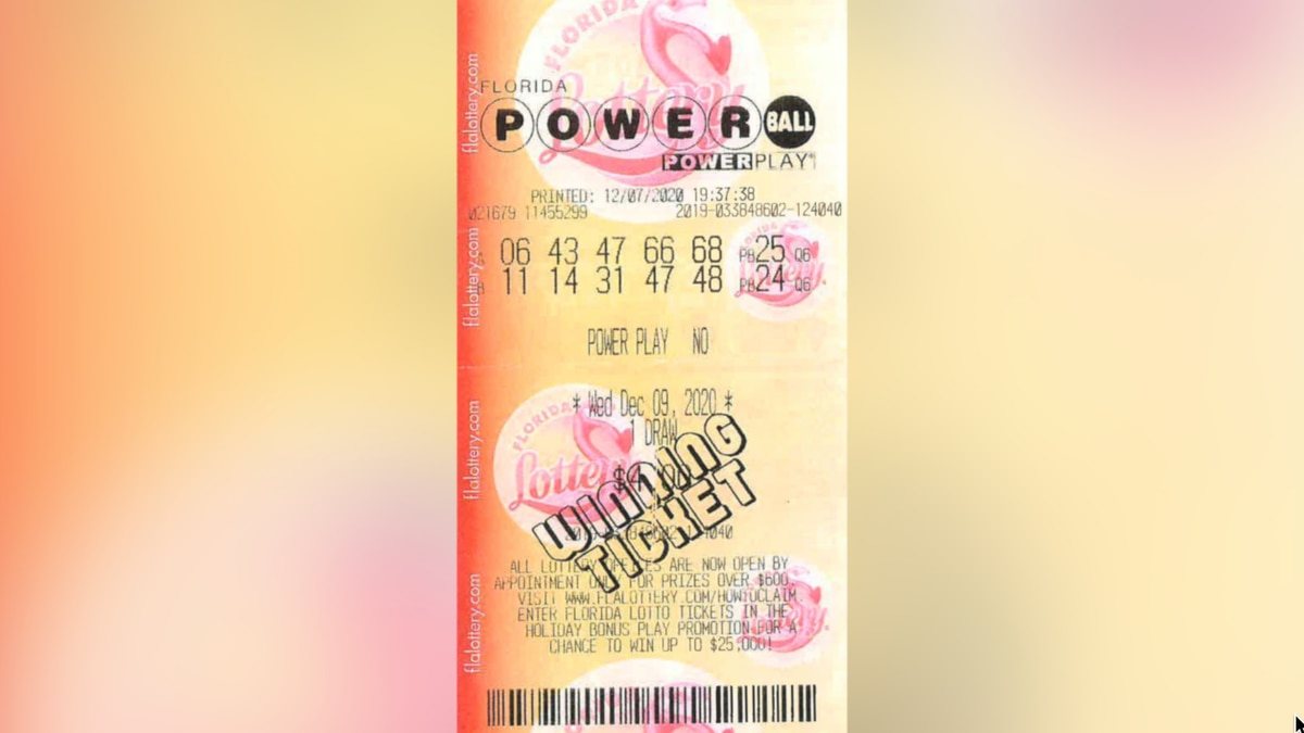While passing through Marion County, 59-year-old Quang Vo of California bought a winning...