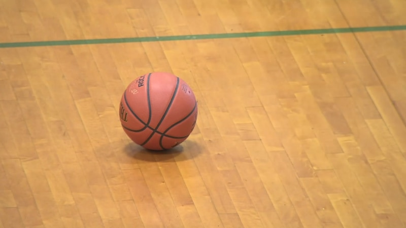 A basketball coach in Massachusetts revived a player who collapsed on the court.