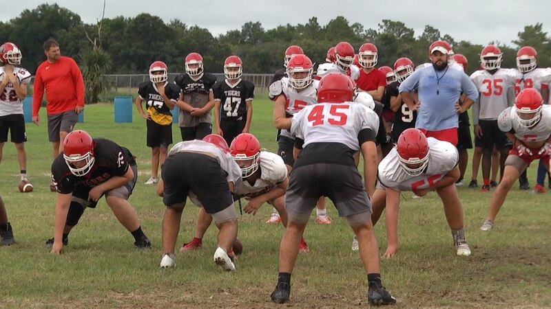 Dunnellon H.S., Wed.