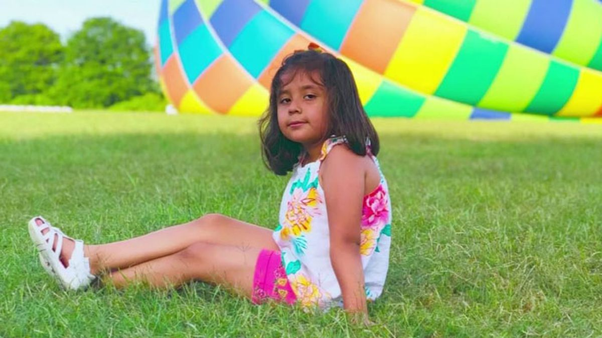 "Aurea Soto Morales, an 8-year-old girl known as ""Yoshi,"" is being remembered by family as a confident girl who loved to go outside. (Source: Morales Family/WNCN/CNN)"