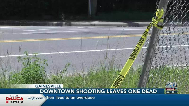 Shooting in downtown Gainesville leaves one person dead