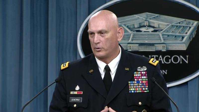 Raymond T. Odierno, a retired Army general who commanded American and coalition forces in Iraq...