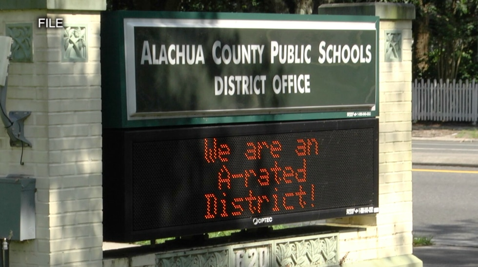 The Alachua County School Board will meet Wednesday to discussing fall reopening plan.