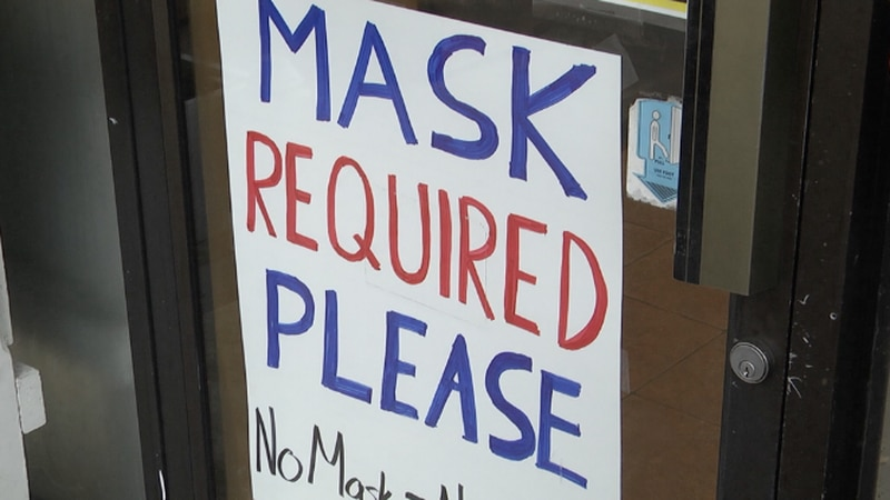 Some Businesses are now requiring masks for all patrons
